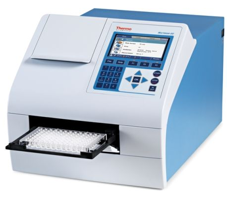 Анализатор иммунологический Multiscan GO, Thermo Fisher Scientific